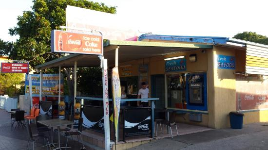 Jetty Seafood and Hamburgers - Tweed Heads Accommodation