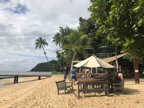 Sunset Bar Dunk Island - Tweed Heads Accommodation