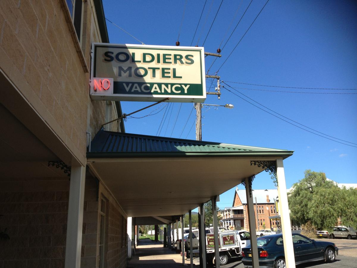 Soldiers Motel - Tweed Heads Accommodation