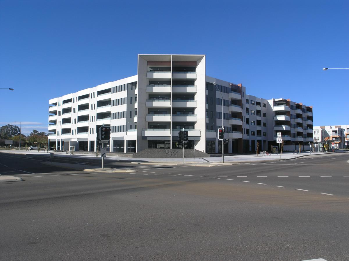 Kesh at Hudson Square - Tweed Heads Accommodation