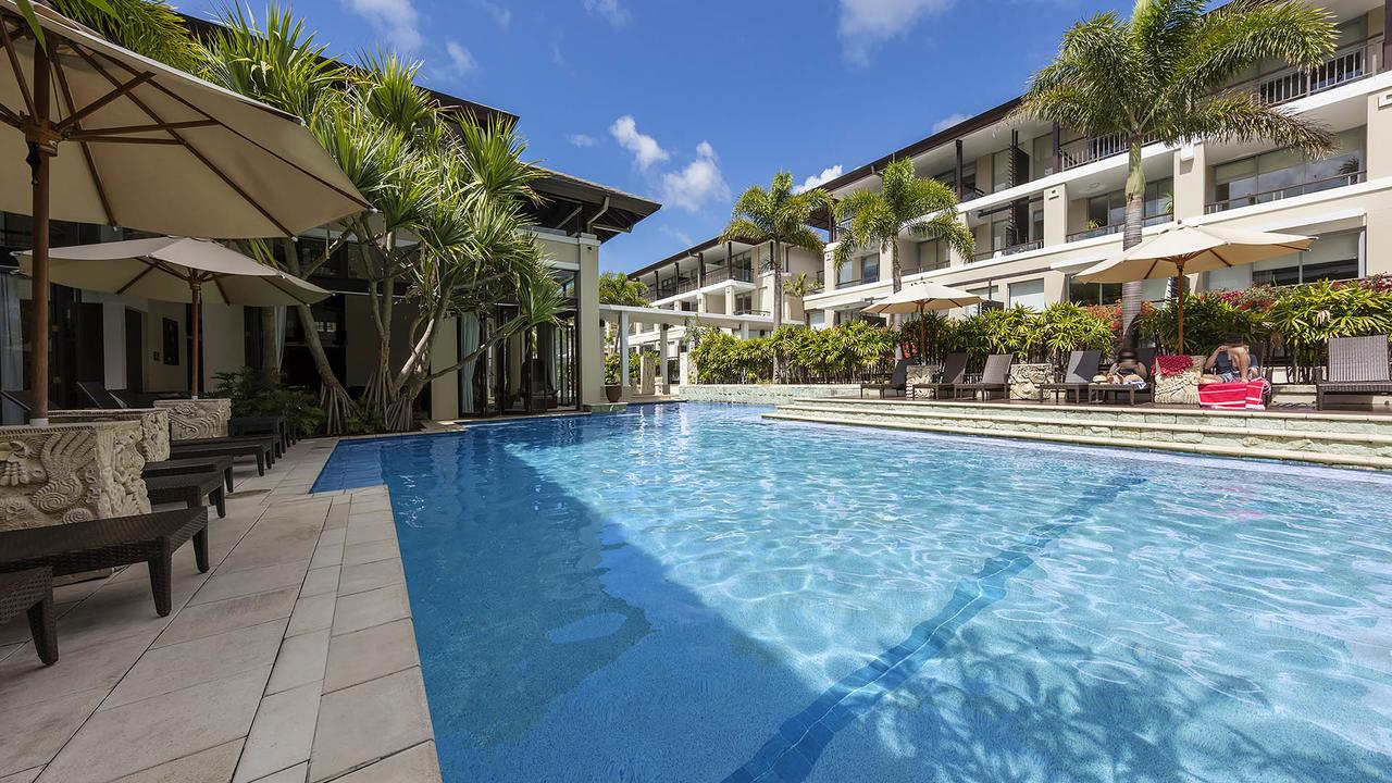 Oaks Santai Resort Casuarina - Tweed Heads Accommodation