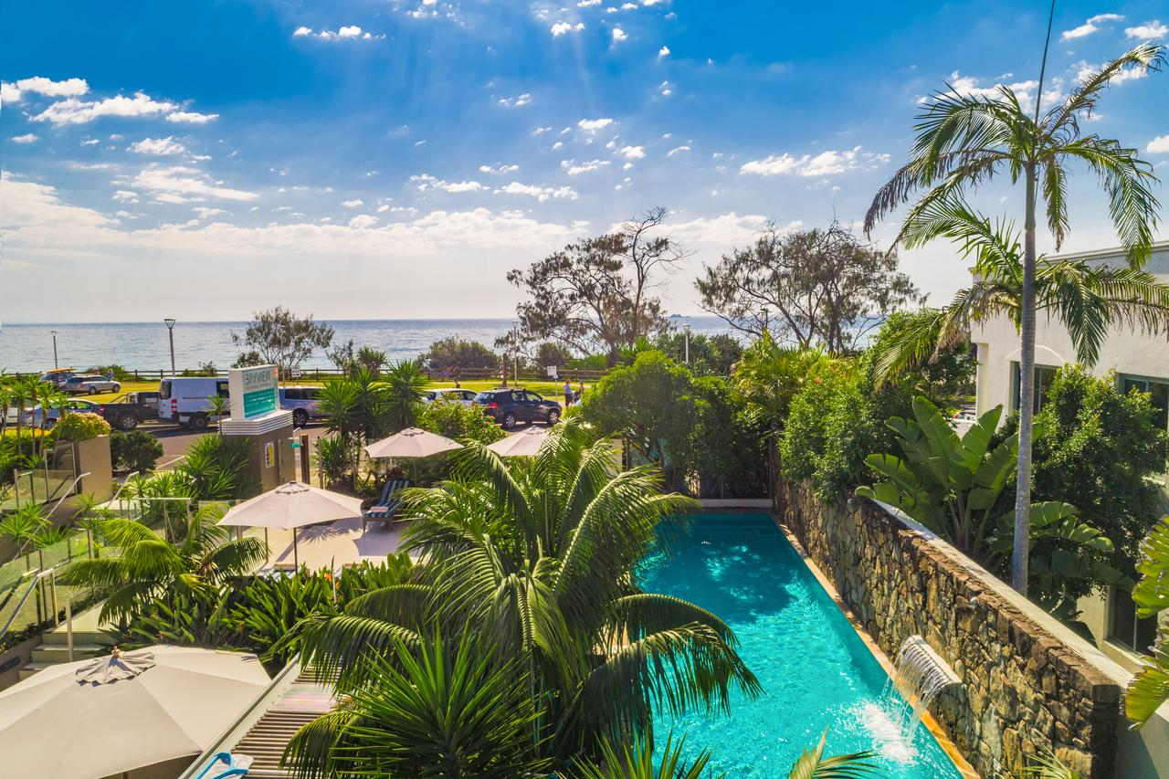 Bayview Beachfront Apartments - Tweed Heads Accommodation