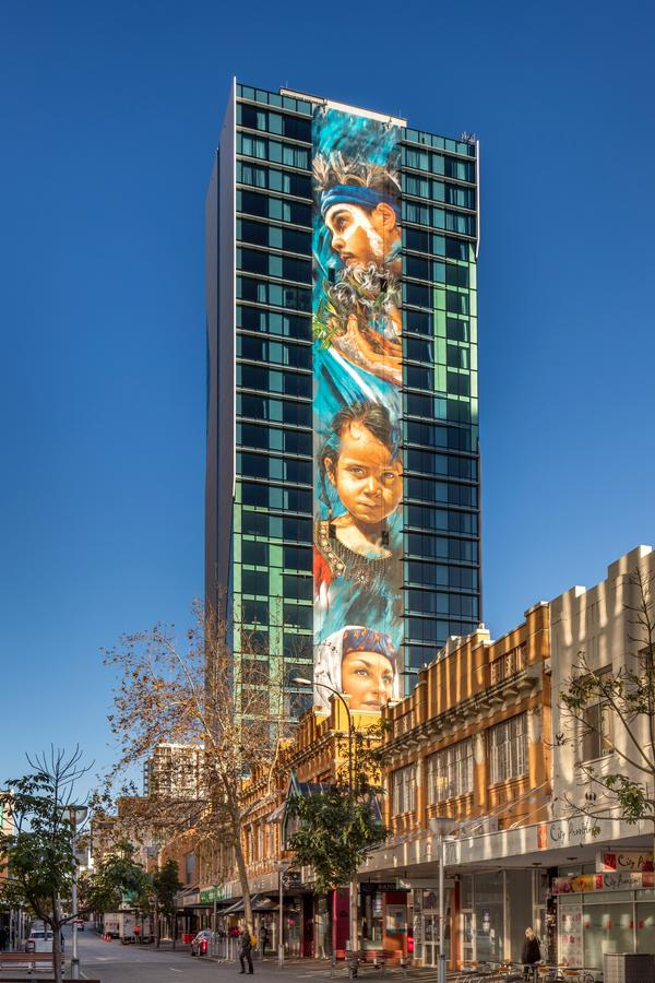 Art Series - The Adnate - Tweed Heads Accommodation