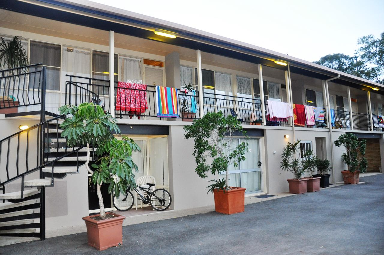 Sundial Holiday Units - Tweed Heads Accommodation
