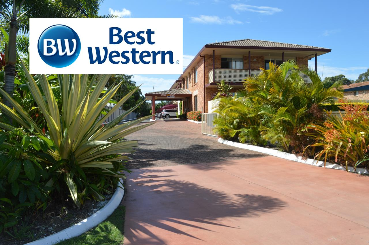 Best Western Kennedy Drive Airport Motel - Tweed Heads Accommodation