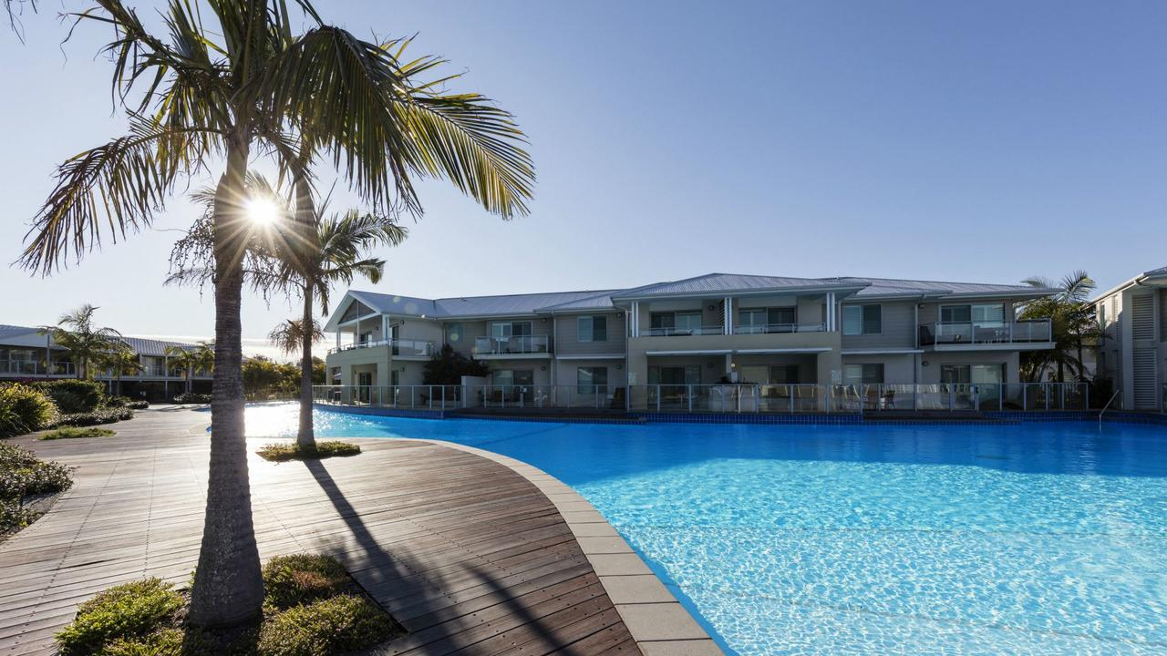 Oaks Pacific Blue Resort - Tweed Heads Accommodation