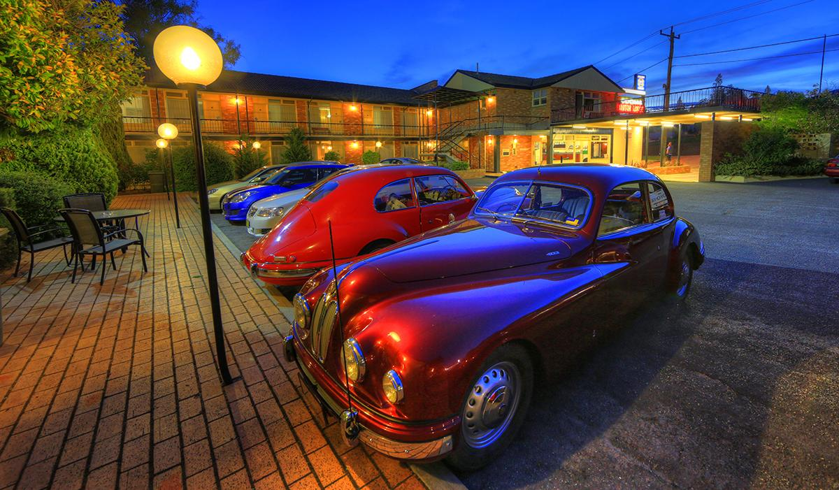 Cooma Motor Lodge Motel - Tweed Heads Accommodation