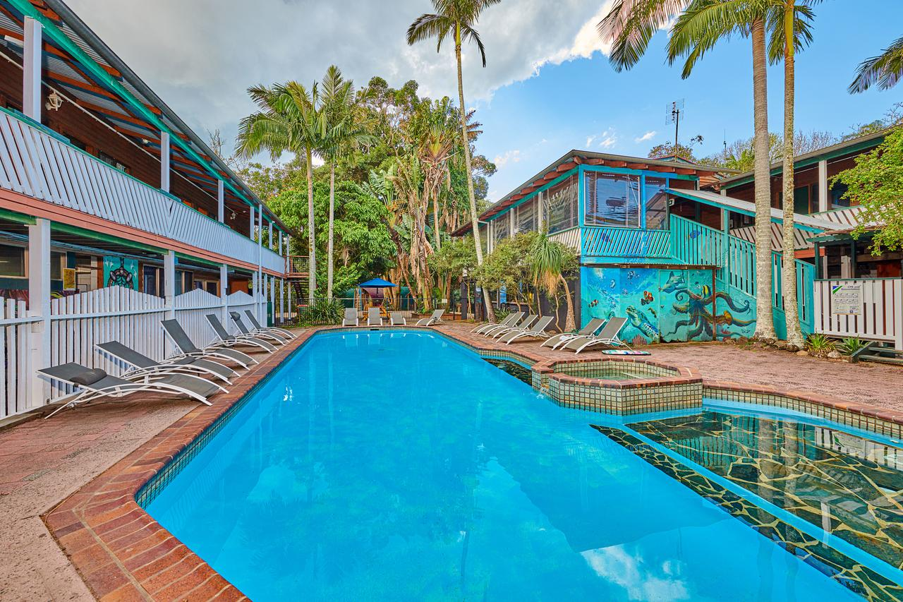 Arts Factory Lodge - Tweed Heads Accommodation