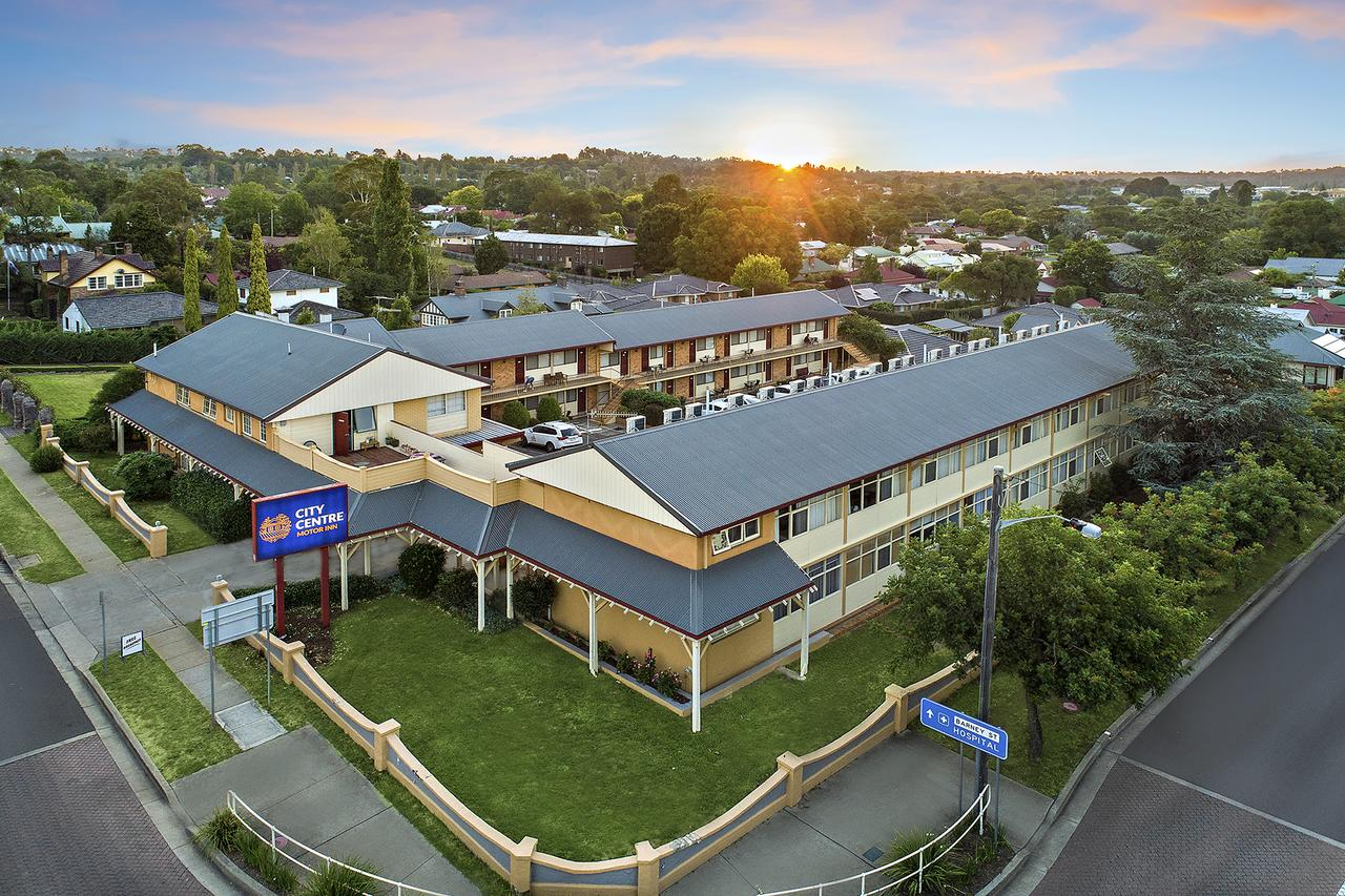 City Centre Motor Inn - Tweed Heads Accommodation