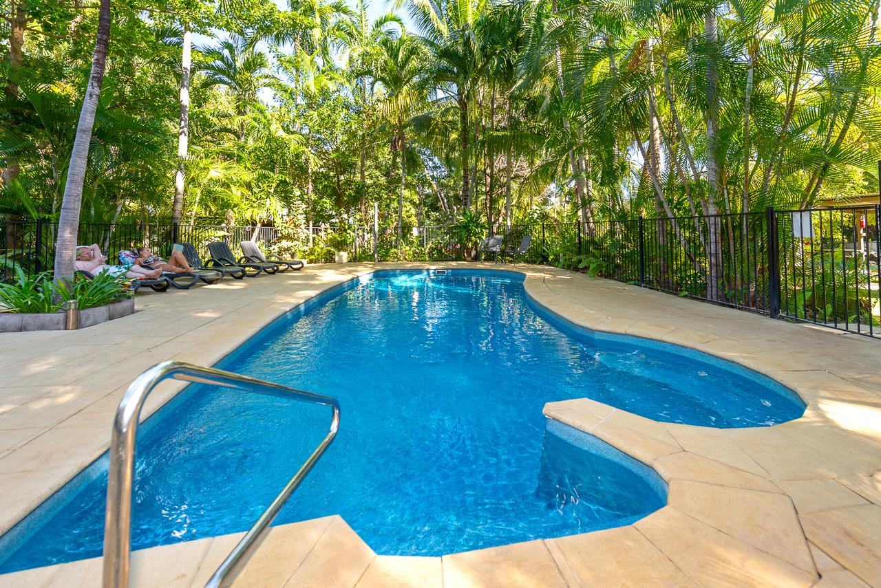 Oasis Tourist Park - Tweed Heads Accommodation