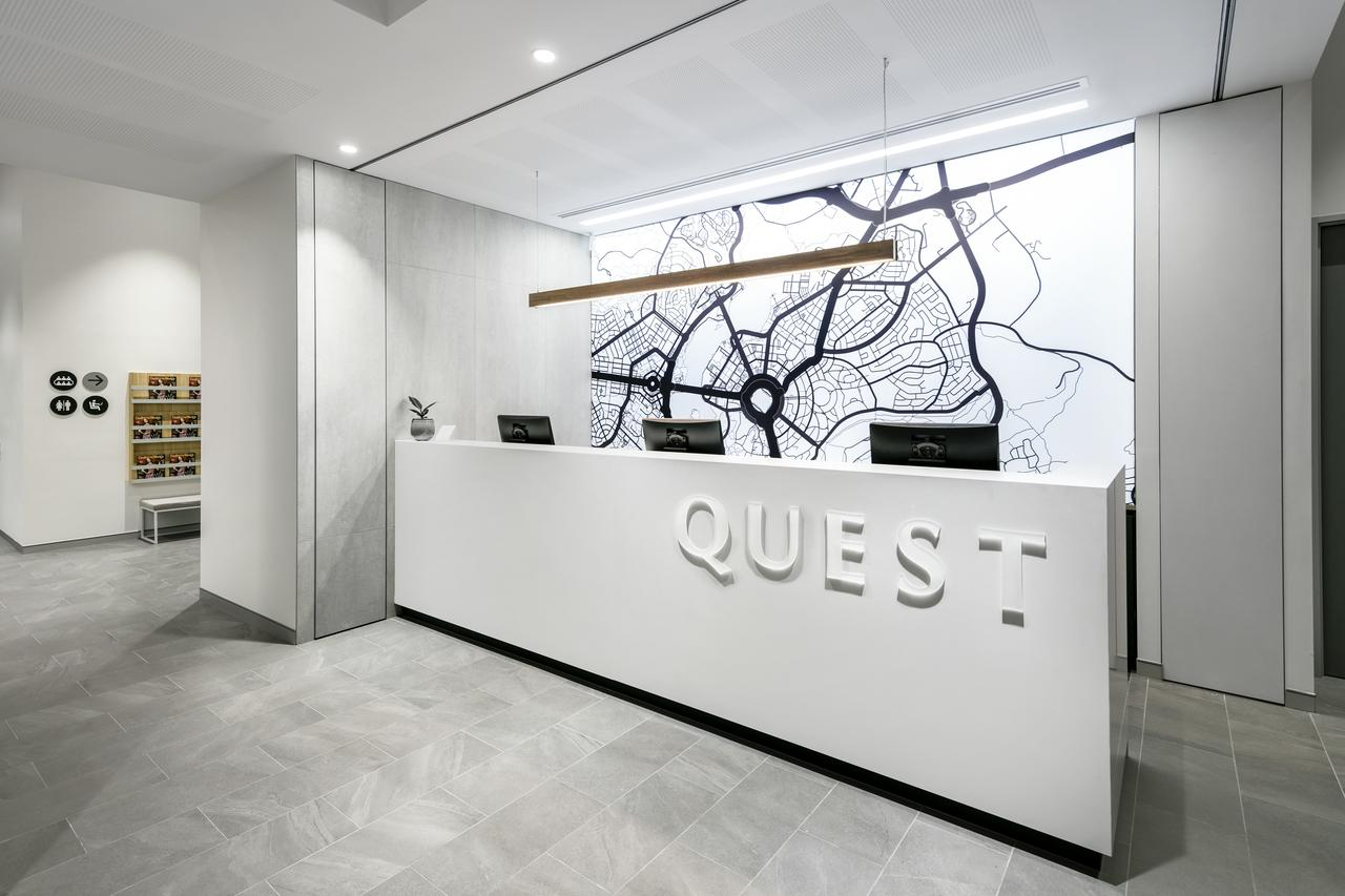 Quest Canberra City Walk - Tweed Heads Accommodation