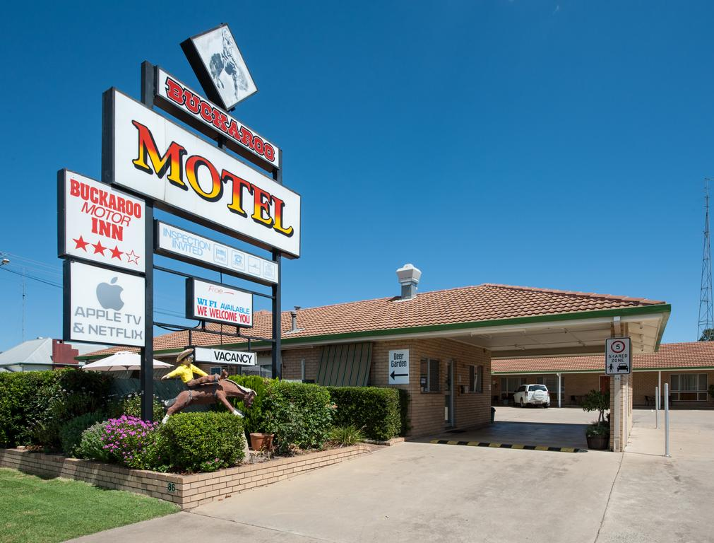 Buckaroo Motor Inn - Tweed Heads Accommodation