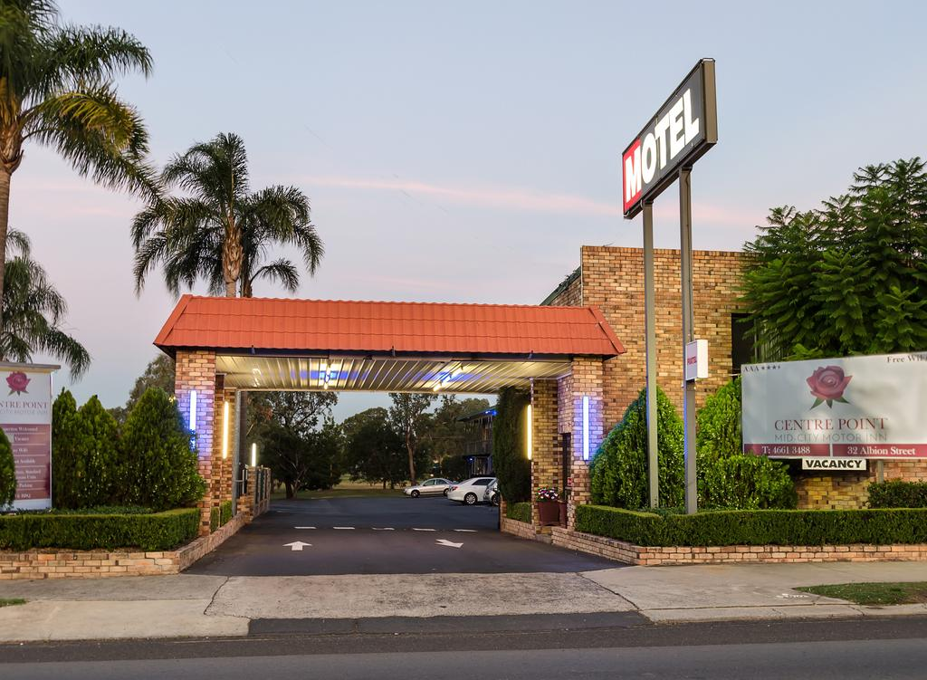 Centrepoint Midcity Motor Inn - Tweed Heads Accommodation
