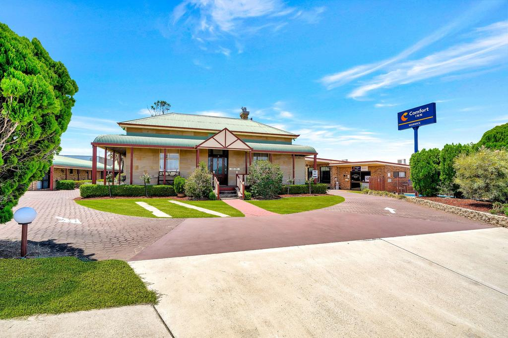 Comfort Inn Warwick - Tweed Heads Accommodation