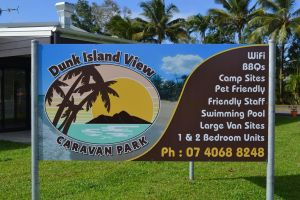 Dunk Island View Caravan Park - Tweed Heads Accommodation