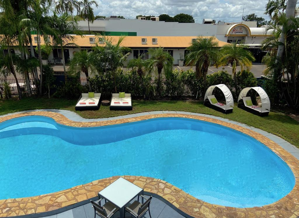 Katherine Motel - Tweed Heads Accommodation