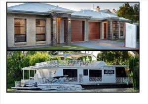 Renmark River Villas and Boats  Bedzzz - Tweed Heads Accommodation