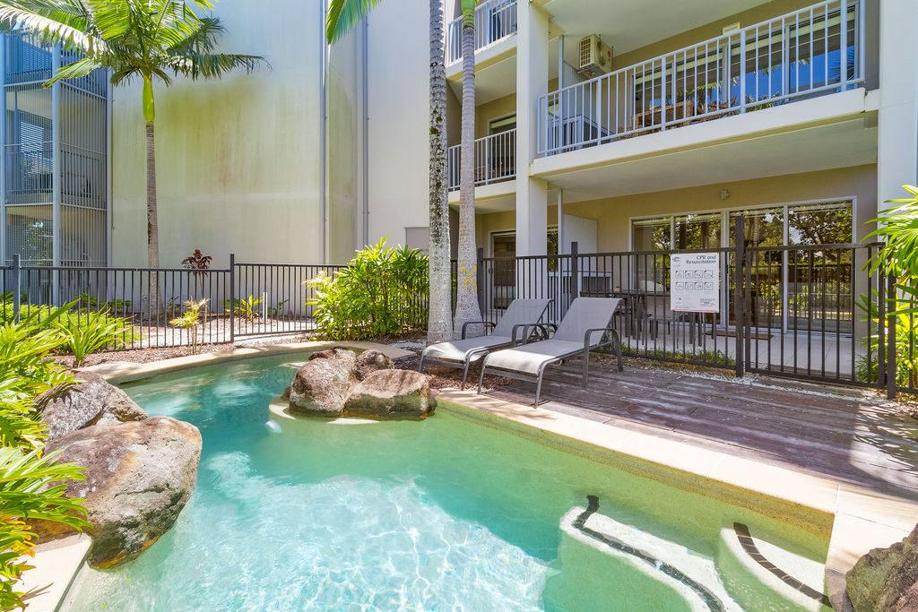 RESORT & SPA WITH PRIVATE PLUNGE POOL 7008/09 - Tweed Heads Accommodation
