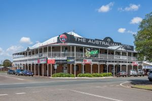 The Australian Hotel Murgon - Tweed Heads Accommodation