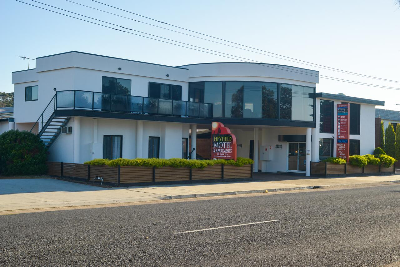 Heyfield Motel and Apartments - Tweed Heads Accommodation