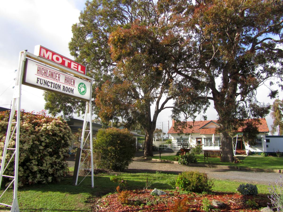 Highlander Haven Motel - Tweed Heads Accommodation