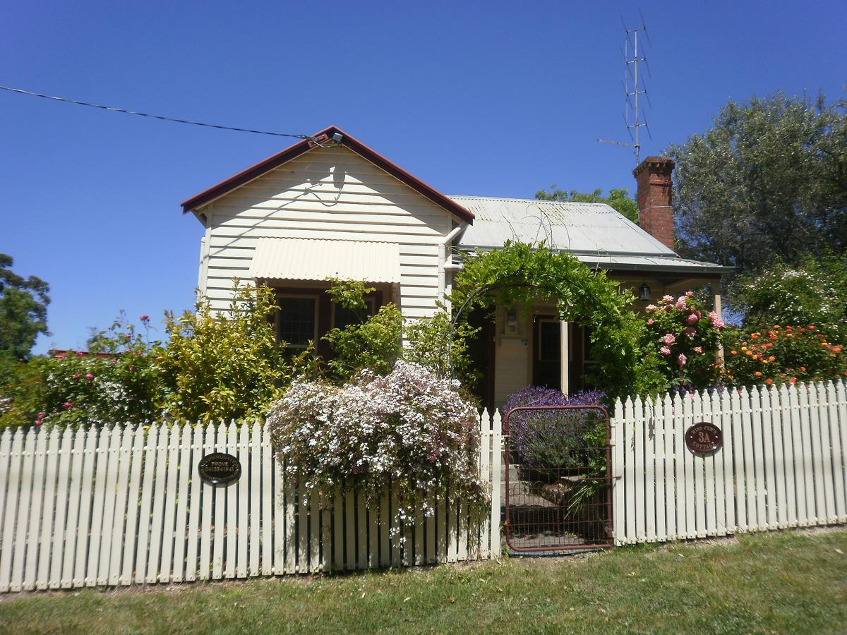 Miss Pym's Cottage - Tweed Heads Accommodation