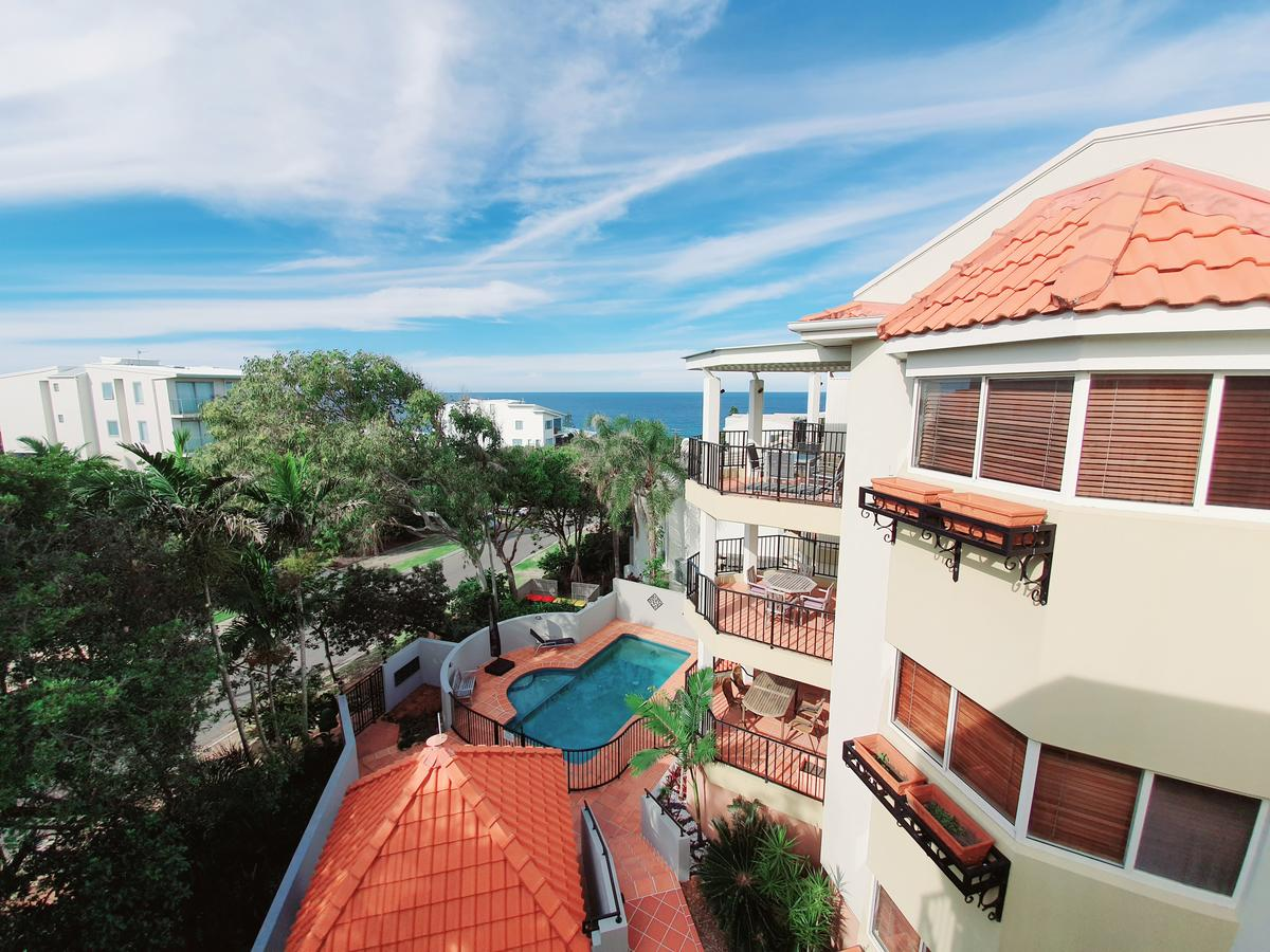 Parkshores Sunshine Beach Noosa Holiday Apartments - Tweed Heads Accommodation