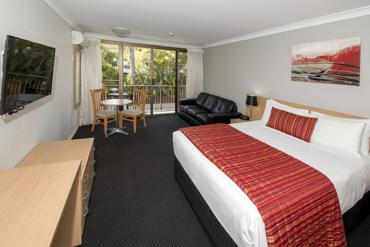 Comfort Inn Grammar View - Tweed Heads Accommodation