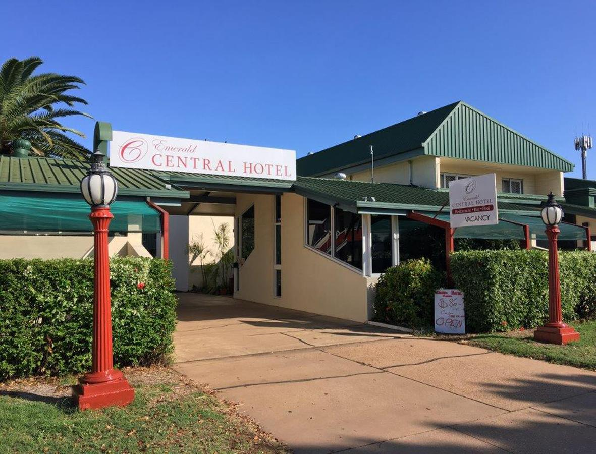 Emerald Central Hotel - Tweed Heads Accommodation