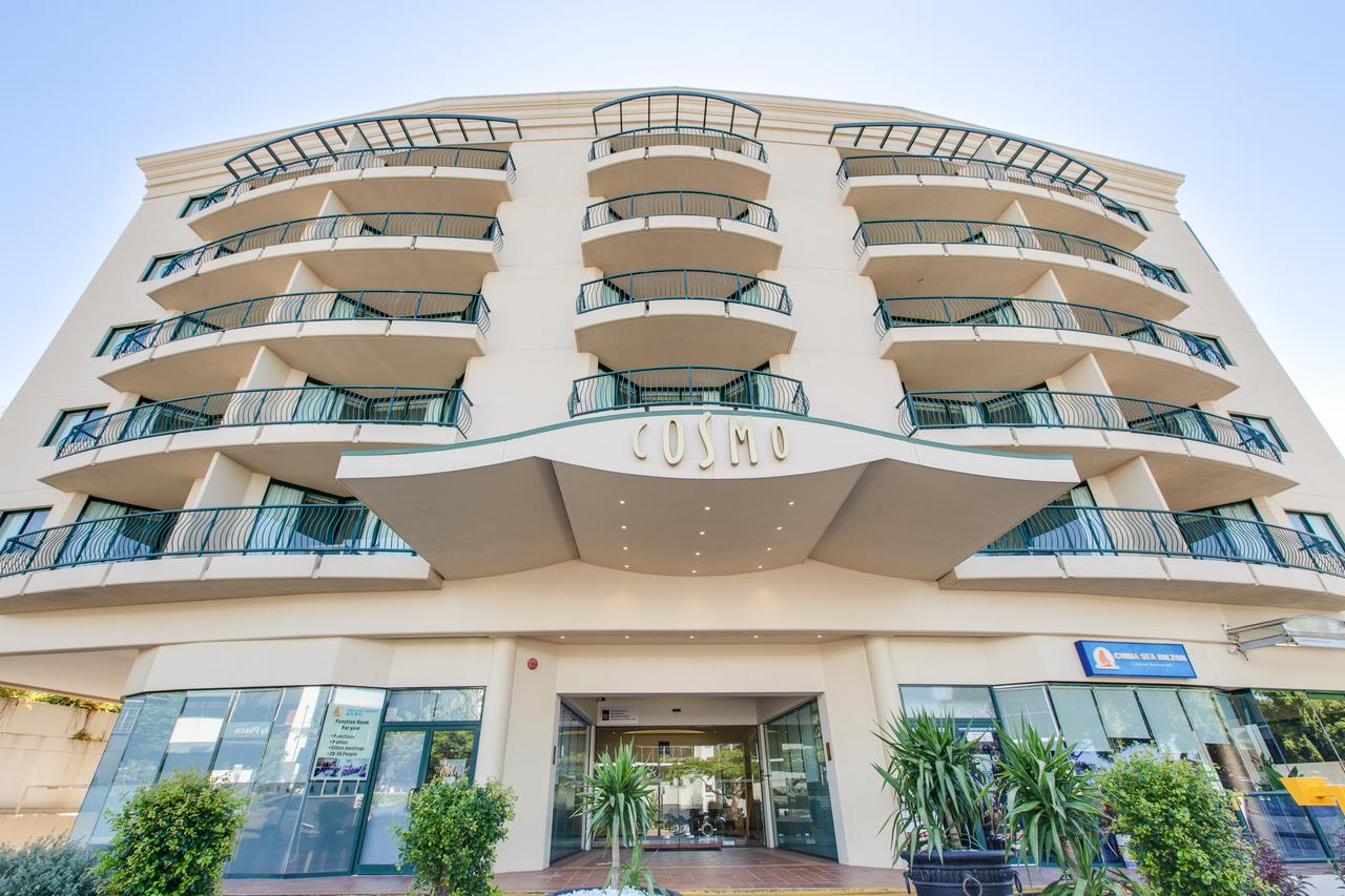Central Cosmo Apartment Hotel - Tweed Heads Accommodation