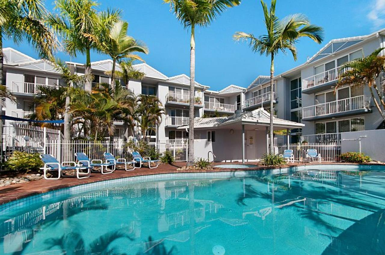 Champelli Palms Apartments - Tweed Heads Accommodation