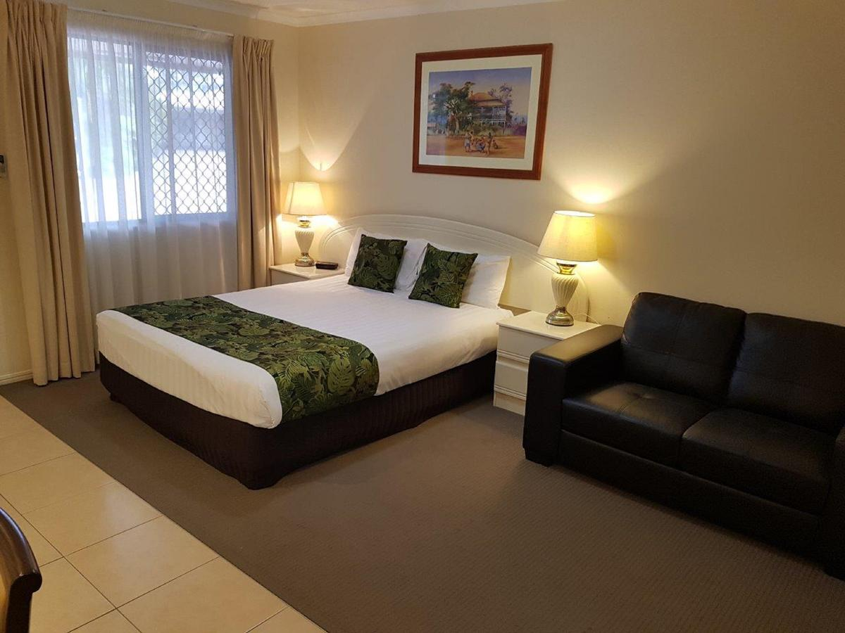 The Palms Motel - Tweed Heads Accommodation