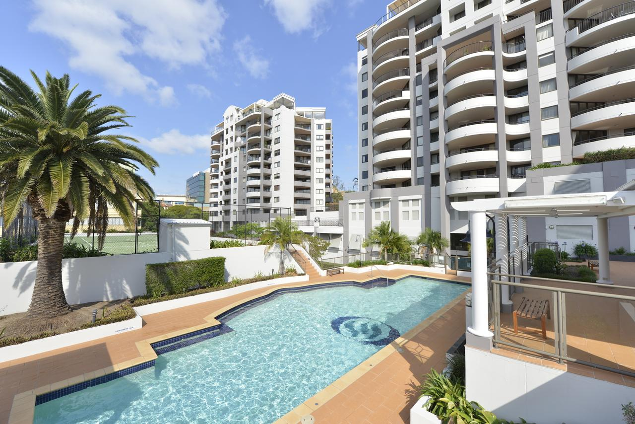 The Oasis Apartments - Tweed Heads Accommodation