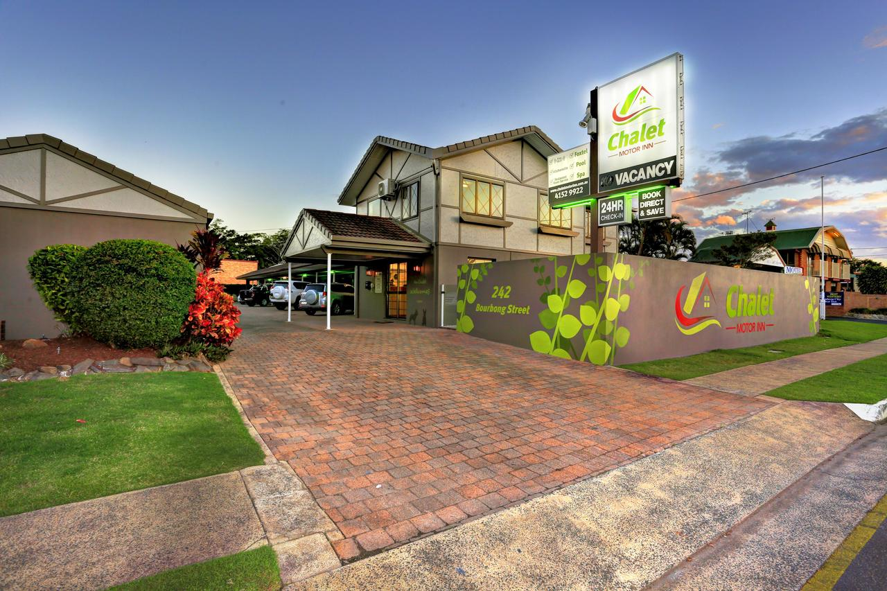 Chalet Motor Inn - Tweed Heads Accommodation