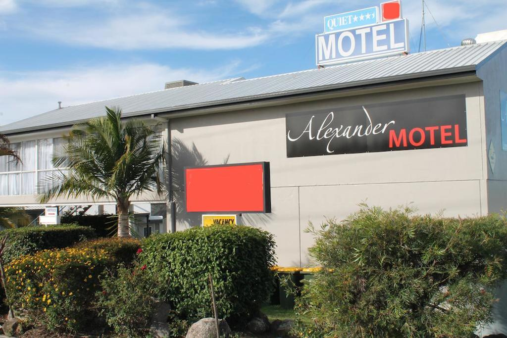 Alexander Motel - Tweed Heads Accommodation