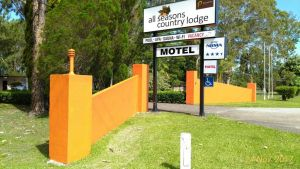 All Seasons Country Lodge - Tweed Heads Accommodation
