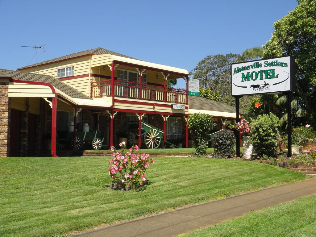 Alstonville Settlers Motel - Tweed Heads Accommodation