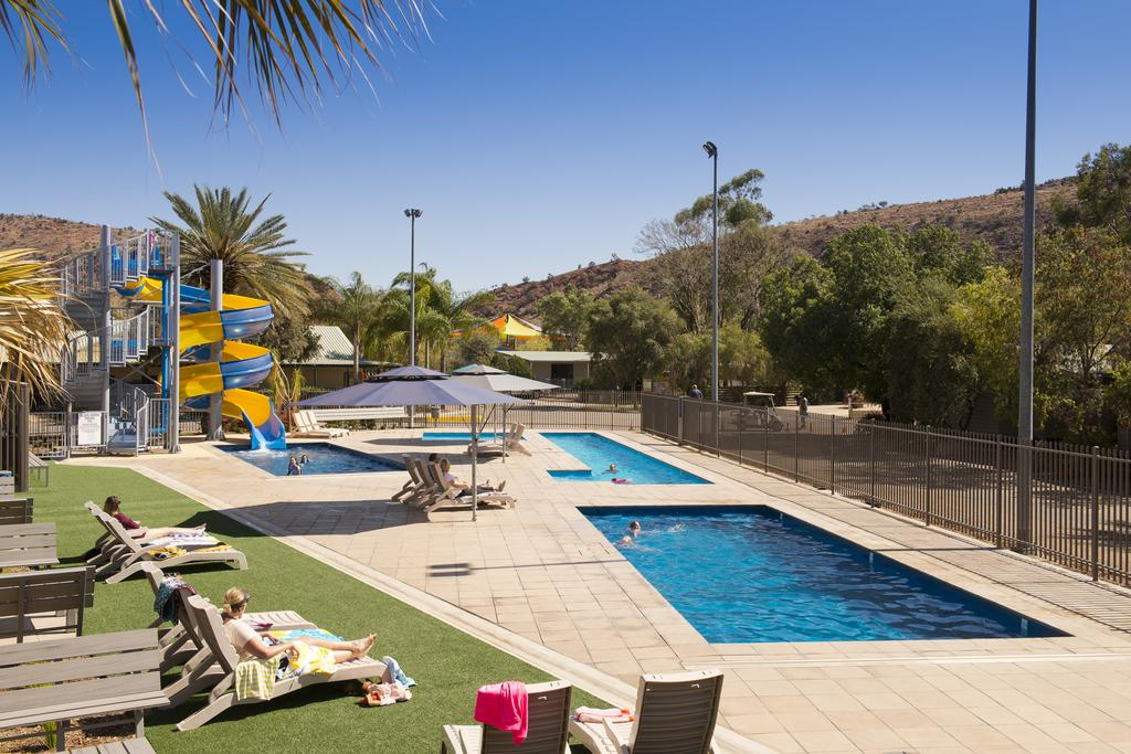 BIG4 MacDonnell Range Holiday Park - Tweed Heads Accommodation